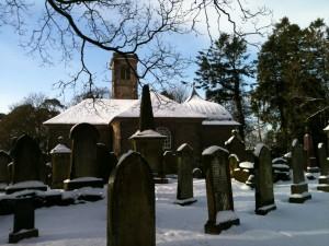 Gravestones, Durisdeer Kirkyard, Dumfrieshire
