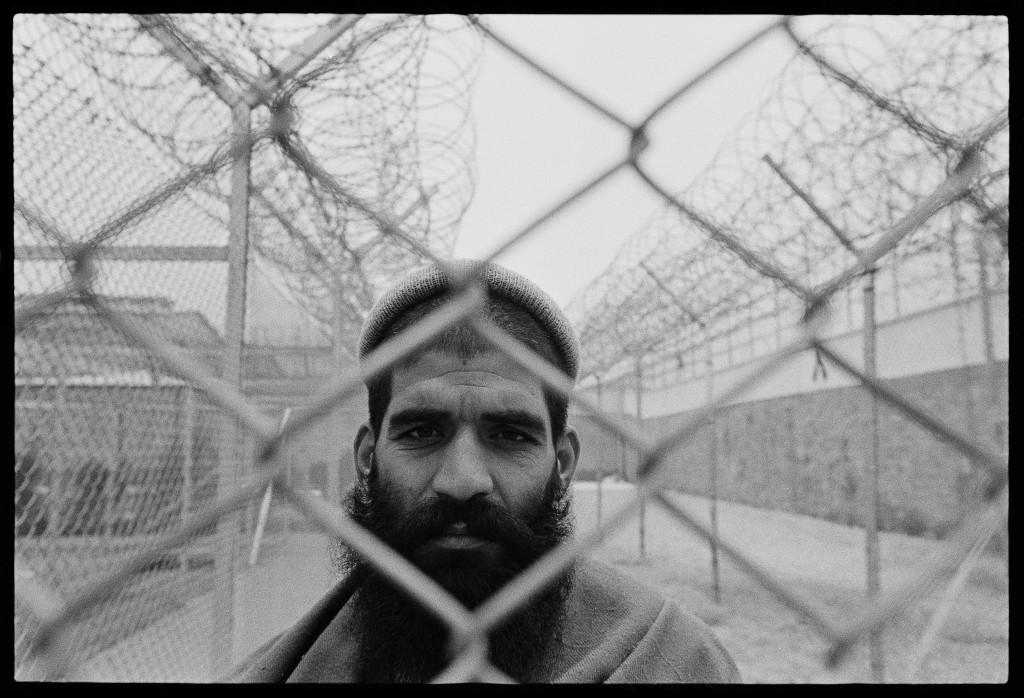 Detainee, Afghanistan.