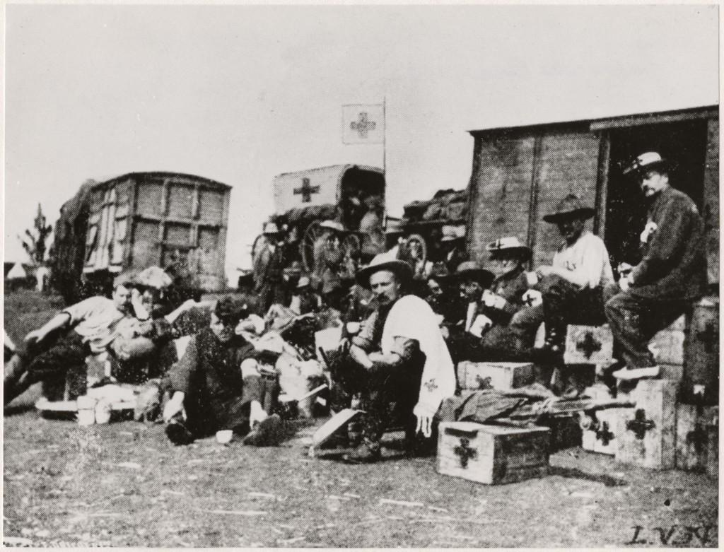 Boer War, 1899-1902.